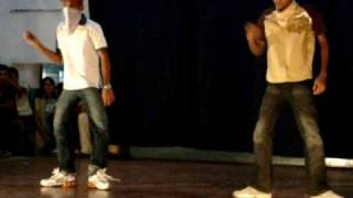 Sachin & PP Dance-Kismat Konnection (Aey Puppi)