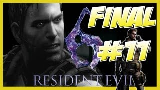 Resident Evil 6 - ★11 Chris/Piers - Capitulo 5 FINAL