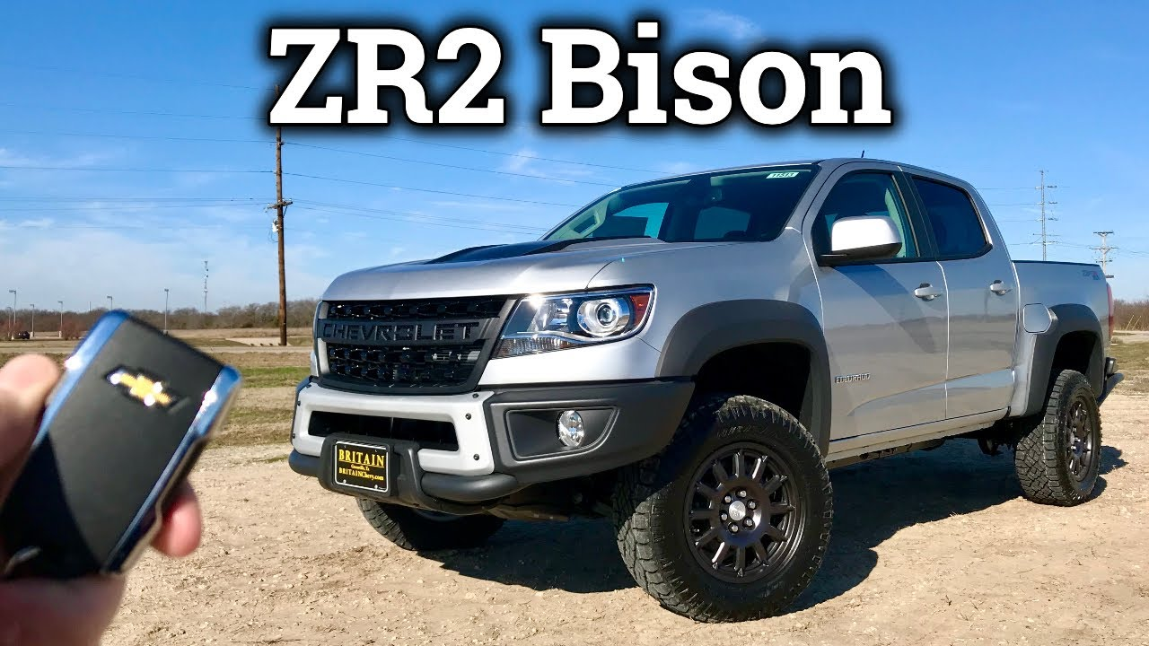 is the 2020 chevy colorado zr2 bison the baddest midsize truck youtube is the 2020 chevy colorado zr2 bison the baddest midsize truck