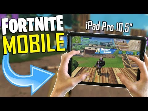 FAST MOBILE BUILDER on iOS / 145+ Wins / Fortnite Mobile + Tips & Tricks!