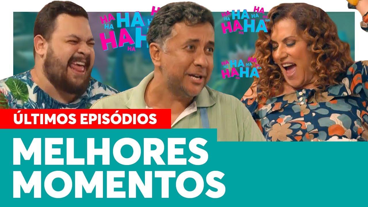 Américo TRABALHANDO, Cris virando MODELO PLUS SIZE e mais! | MELHORES MOMENTOS | O Dono do Lar