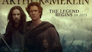 [Emc=Q] #009: ARTHUR & MERLIN: The Legend Begins 2015 [Movie Special]*