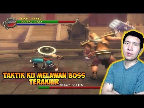 Lawan Shang Tsung, Kintaro, & Shao Kahn - Mortal Kombat Shaolin Monks