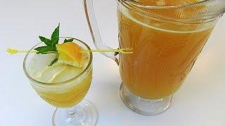 Betty's Citrus Mint Tea