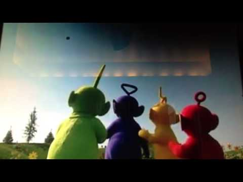 Teletubbies magical event stage with a dancing teddy bear youtube