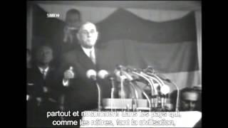 Charles de Gaulle - Le discours à la jeunesse allemande - Rede an die deutsche Jugend