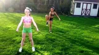 Harlem Shake:Cheerleading Thumbnail