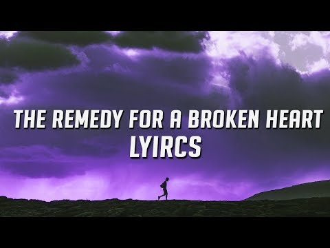 XXXTENTACION - The remedy for a broken heart (Lyrics / Lyric Video)