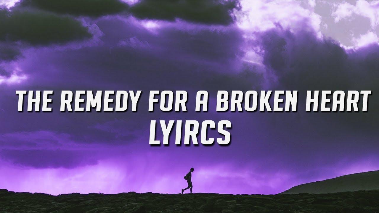 XXXTENTACION - The remedy for a broken heart (Lyrics / Lyric Video)