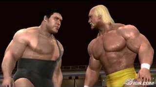 WWE Legends of Wrestlemania: PS3 Pictures