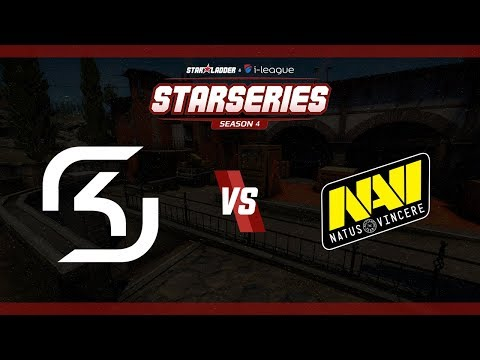 StarSeries i-League S4 - SK Gaming vs. Na'Vi (Mapa 2 - Inferno) - Narração PT-BR HD