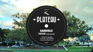 Gabrielle - Sunshine (Wookie Main Mix)