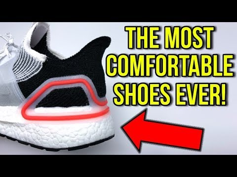 THE MOST COMFORTABLE SHOES OF 2019!