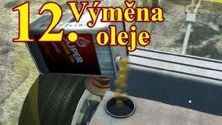 Car Mechanic Simulator ✪ Ep. 12 - Výměna oleje