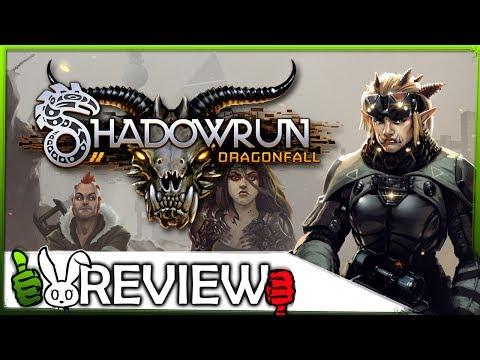 Shadowrun: Dragonfall REVIEW!