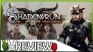 Shadowrun: Dragonfall REVIEW!
