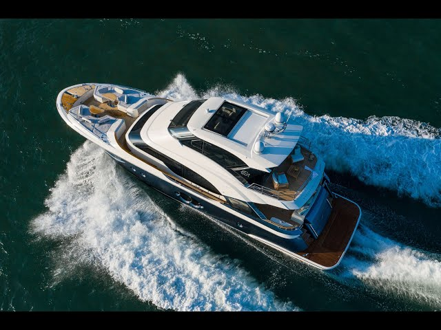 MCY 70 Skylounge by Monte Carlo Yachts