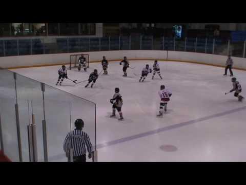 Jack Dean Goal 20091118 Ted Reeve Thunder 1997 Peewee A Team 2009-10 Season