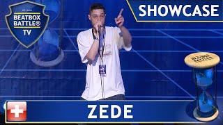 ZeDe from Switzerland - Showcase - Beatbox Battle TV