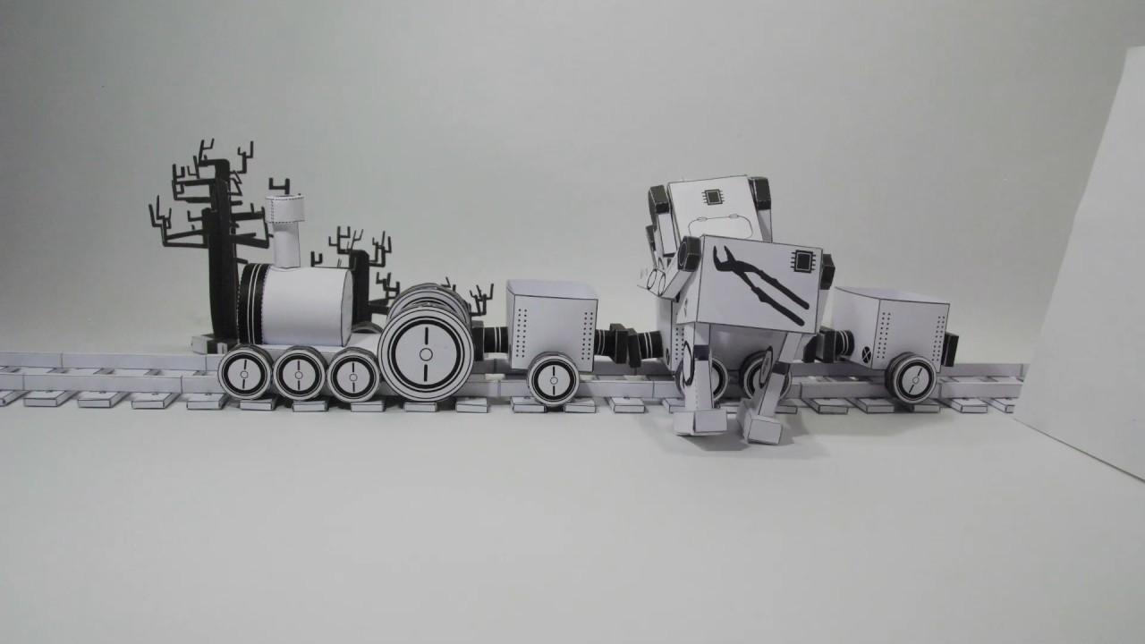 "Ed n'Robot 2 ""Archh"""