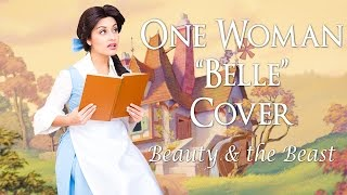 Repeat youtube video One Woman Disney Belle - Bri Ray - Disney Cover