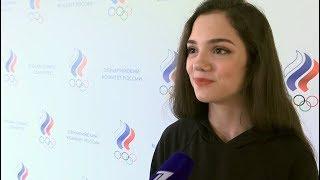 Евгения Медведева первое интервью после разрыва с Тутберидзе