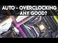 Motherboard Auto OC! - Does it Work & Which Do It BEST?