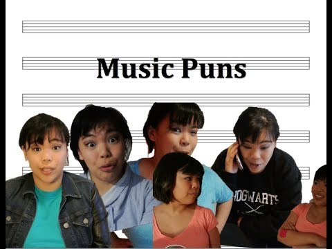 50 seconds of Music Puns