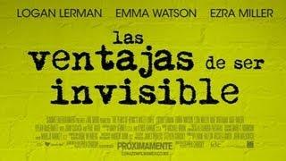 Las Ventajas de Ser Invisible Tráiler Oficial Subtitulado
