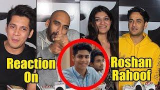 Roshan Abdul Rahoof   The Lover Boy In Oru Adaar Love   Reactions