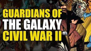 Guardians No More (Guardians Of The Galaxy Vol 2: Civil War II)