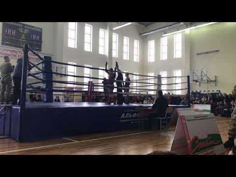 Belarus Muay Thai Championship 2018 Kulebin vs Lihtorovich Decision