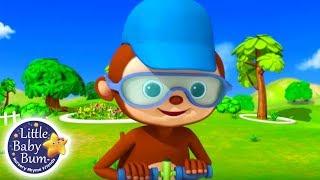 Джек будь ловким | Литл Бэйби Бам | детские песенки | мультфильмы для детей | Little Baby Bum