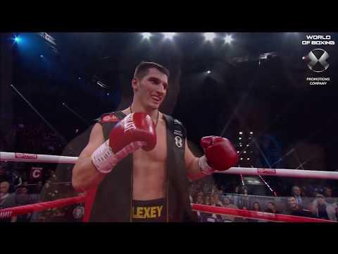 Aleksei Papin — Ismayl Sillah |Папин —  Силлах |Полный бой HD | Мир бокса