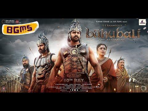 Bahubali The Begining BGMS |  M.M.Keeravani