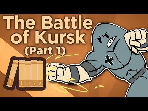 The Battle of Kursk - Operation Barbarossa - Extra History - #1