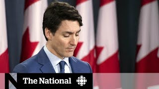 SNC-Lavalin affair: Justin Trudeau details his version of events