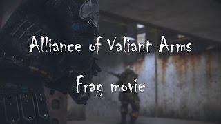 [Alliance of Valiant Arms]Quiet Noise-Frag movie (1080p60)[AVA]