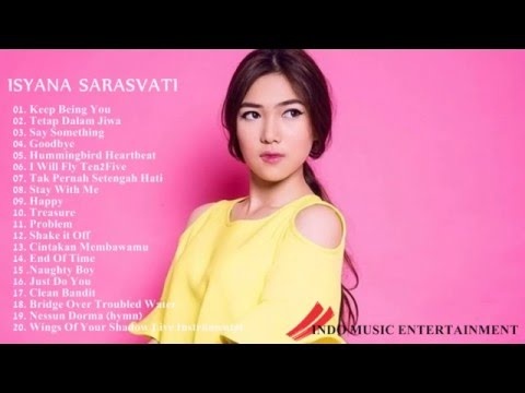 ISYANA SARASVATI - Full Album & Best Cover 2015