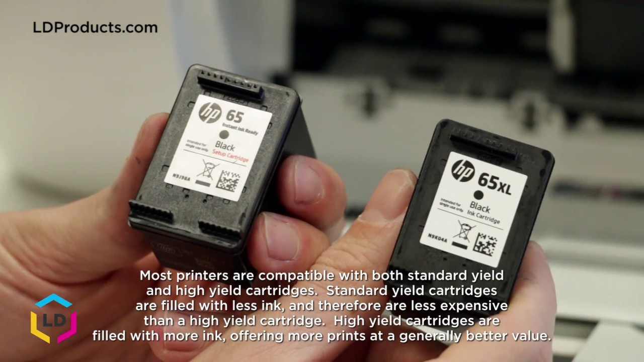 What is a High Yield Ink Cartridge? – Printer Guides and