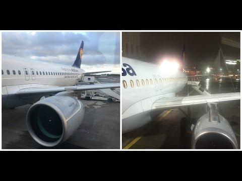 Trip report: Lufthansa Business Class A320neo & A320-211 OSL-FRA-BLQ, LH861 & LH290