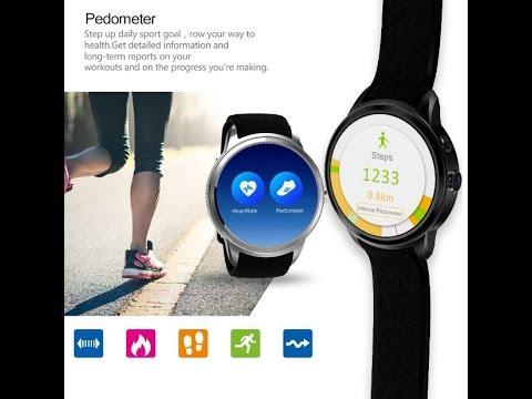 Водоустойчив смарт часовник Lemfo X200 с Bluetooth 3G SIM карта GPS и WiFi SMW22 13