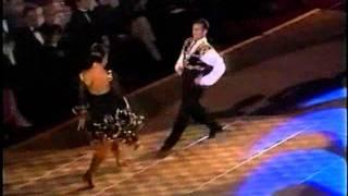 Jean-Marc Genereux & France Mousseau Paso Doble | Championship Ballroom Dancing
