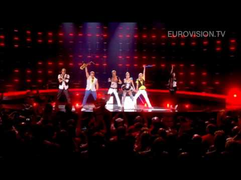 Sunstroke Project & Olia Tira (Moldova) - Run Away (Eurovision Song Contest 2010)