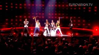 Sunstroke Project & Olia Tira (Moldova) - Run Away (Eurovision Song Contest 2010)