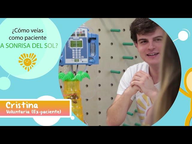 Hazte voluntari@ de la sonrisa del sol
