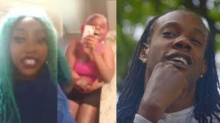 Spice REFUSES To PAY $6200   Bash Footahype Cousin   Popcaan Msg To Mavado?? Ding Dong Flairy!!