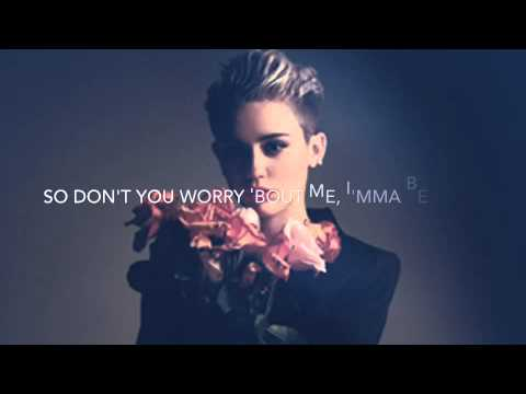 Do My Thang by Miley Cyrus (Lyrics Video)