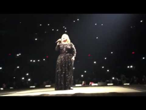 Hello, Adele in Phoenix