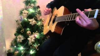 (Mariah Carey) All I Want For Christmas Is You - Sungbin Kim (Fingerstyle Guitar)
